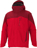 Marmot Palisades Jacket - Rot
