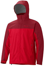 Marmot PreCip Jacket - Dunkelrot