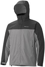 Marmot PreCip Jacket - Grau / Dunkelgrau