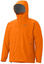 Marmot PreCip Jacket - Orange