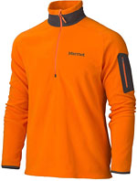Marmot Reactor Half Zip - Orange