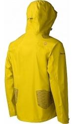 Marmot Super Mica Jacket - Gelb - Rückseite