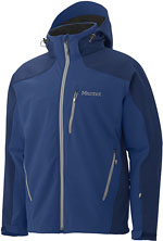 Marmot Vertical Jacket - Blau