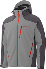 Marmot Vertical Jacket - Grau