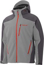 Marmot Vertical Jacket - Grau