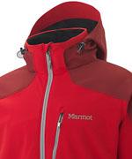 Marmot Vertical Jacket - Rot - Bild 2