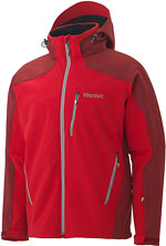 Marmot Vertical Jacket - Rot