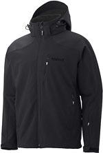 Marmot Vertical Jacket - Schwarz