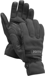 Marmot Windstopper Glove - Schwarz