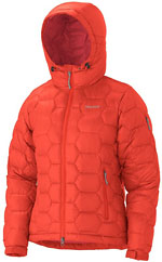 Marmot Women's Ama Dablam Jacket - Orange