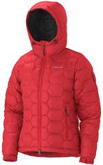 Marmot Women's Ama Dablam Jacket - Rot