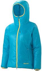 Marmot Women's Dena Jacket - Hellblau