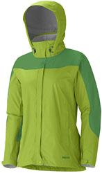 Marmot Women's Oracle Jacket - Hellgrün