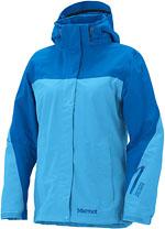 Marmot Women's Palisades Jacket - Hellblau