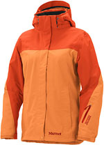 Marmot Women's Palisades Jacket - Orange