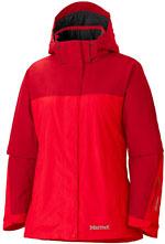 Marmot Women's Palisades Jacket - Rot