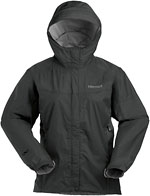 Marmot Women's PreCip Jacket - Schwarz