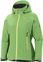 Marmot Women's Pro Tour Jacket - Hellgrün
