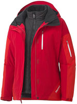 Marmot Women's Tamarack Component Jacket - Rot