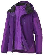 Marmot Women's Tamarack Component Jacket - Violett