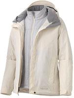 Marmot Women's Tamarack Component Jacket - Weiss