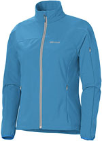 Marmot Women's Tempo Jacket - Hellblau