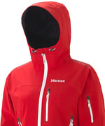 Marmot Women's Zion Jacket - Rot - Bild 2