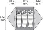 MSR Carbon Reflex 3 - Grün - Bild 3