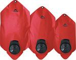 MSR Dromlite Bags - Rot