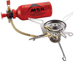 MSR Whisperlite International - Rot