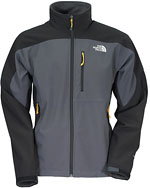 The North Face Apex Bionic Jacket - Grau