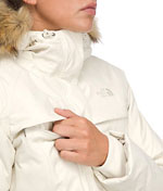 The North Face Arctic Parka - Weiss - Bild 4