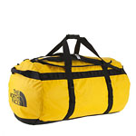 The North Face Base Camp Duffel - Gelb