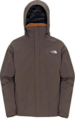 The North Face Evolution TriClimate Jacket - Dunkelbraun