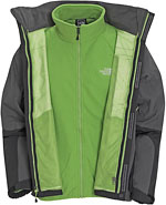 The North Face Evolution TriClimate Jacket - Grau - Bild 2