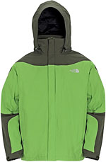 The North Face Evolution TriClimate Jacket - Hellgrün