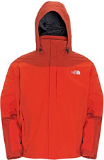 The North Face Evolution TriClimate Jacket - Rot