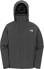 The North Face Evolution TriClimate Jacket - Schwarz