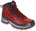 The North Face Havoc Mid GTX XCR - Rot / Grau
