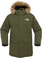 The North Face McMurdo Parka - Olive