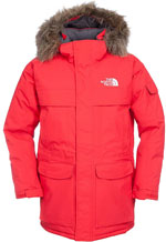 The North Face McMurdo Parka - Rot