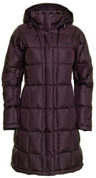 The North Face Metropolis Parka - Lila