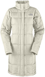 The North Face Metropolis Parka - Weiss