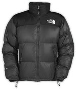 The North Face Nuptse Jacket - Grau
