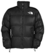 The North Face Nuptse Jacket - Schwarz