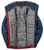 The North Face Plasma Thermal Jacket - Blau - Bild 2