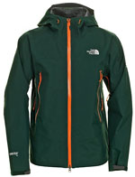 The North Face Point Five Jacket - Dunkelgrün