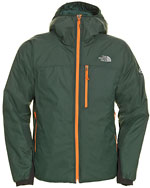 The North Face Redpoint Optimus Jacket - Dunkelgrün
