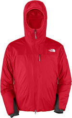 The North Face Redpoint Optimus Jacket - Rot