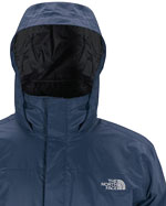 The North Face Resolve Insulated Jacket - Dunkelblau - Bild 2